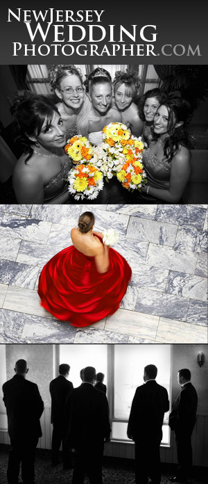 Newjersy NJ Wedding photography - Elegant and Timeless photographs without the high cost